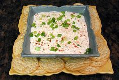 Creamy Crab Dip  SERVED COLD