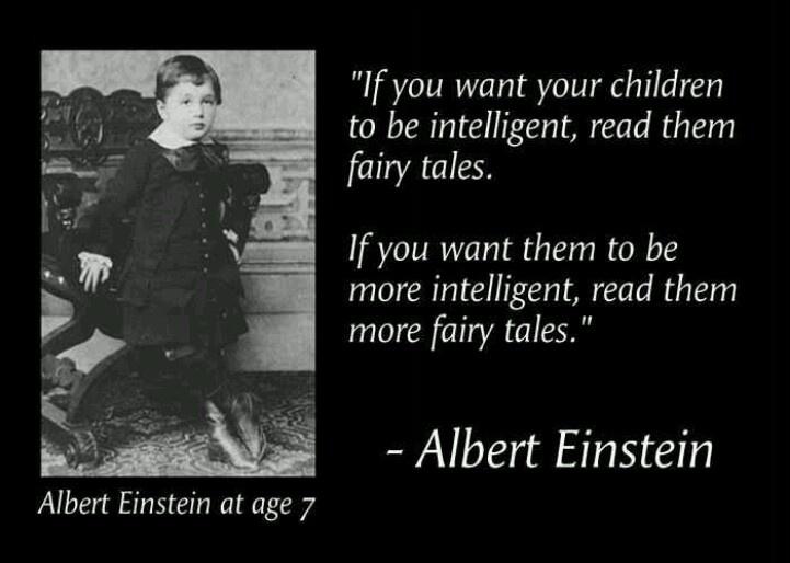 best albert einstein quotes images albert albert einstein quote fairy tales of intelligence
