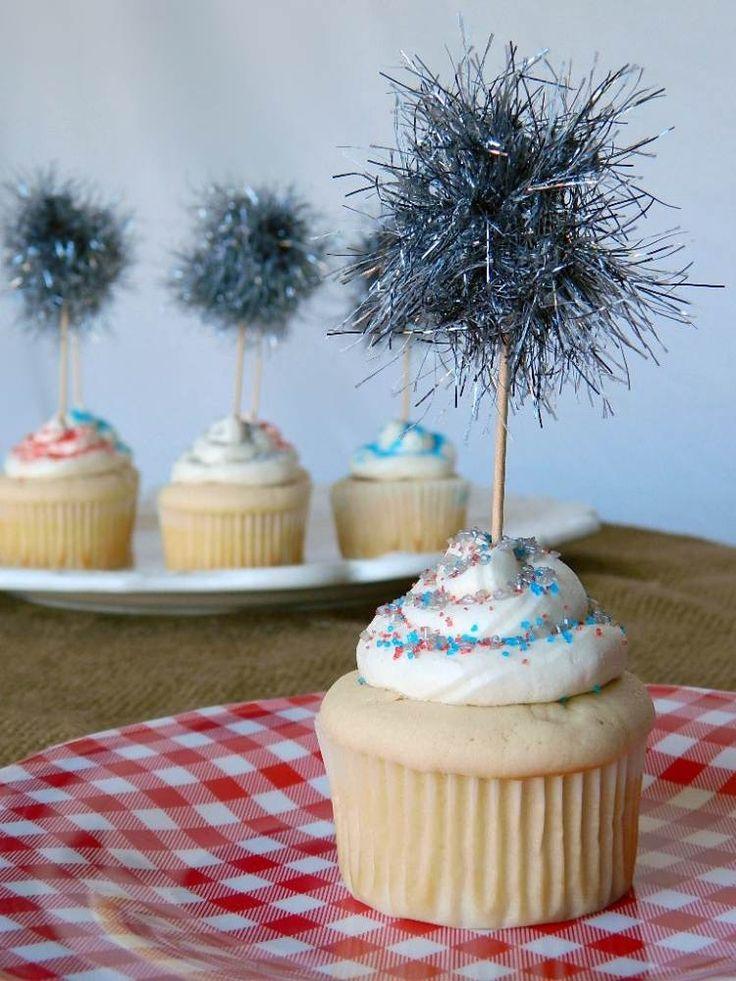 thème Cupcakes Paillettes sur Pinterest  Déco De Cupcakes, Cupcake ...