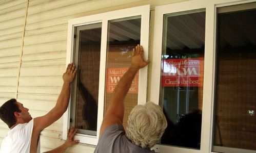Thread about mobile home window replacement.  Has lots of good info about different kinds of windows and installation techniques.