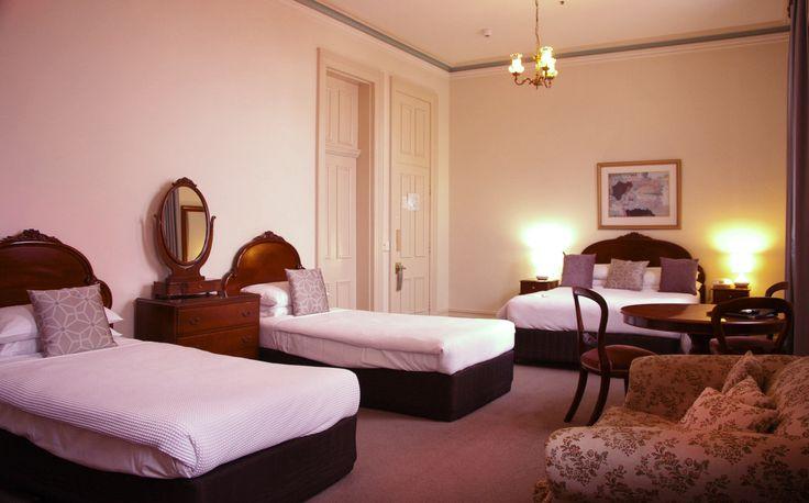 Hotel Shamrock- one bedroom suite in Bendigo