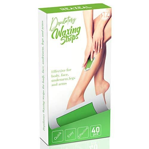 Wax Strips Hair Removal Wax Kit Hair Removal Strips For Face Leg