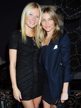 Cameron Diaz speaks out about Gwyneth's divorce