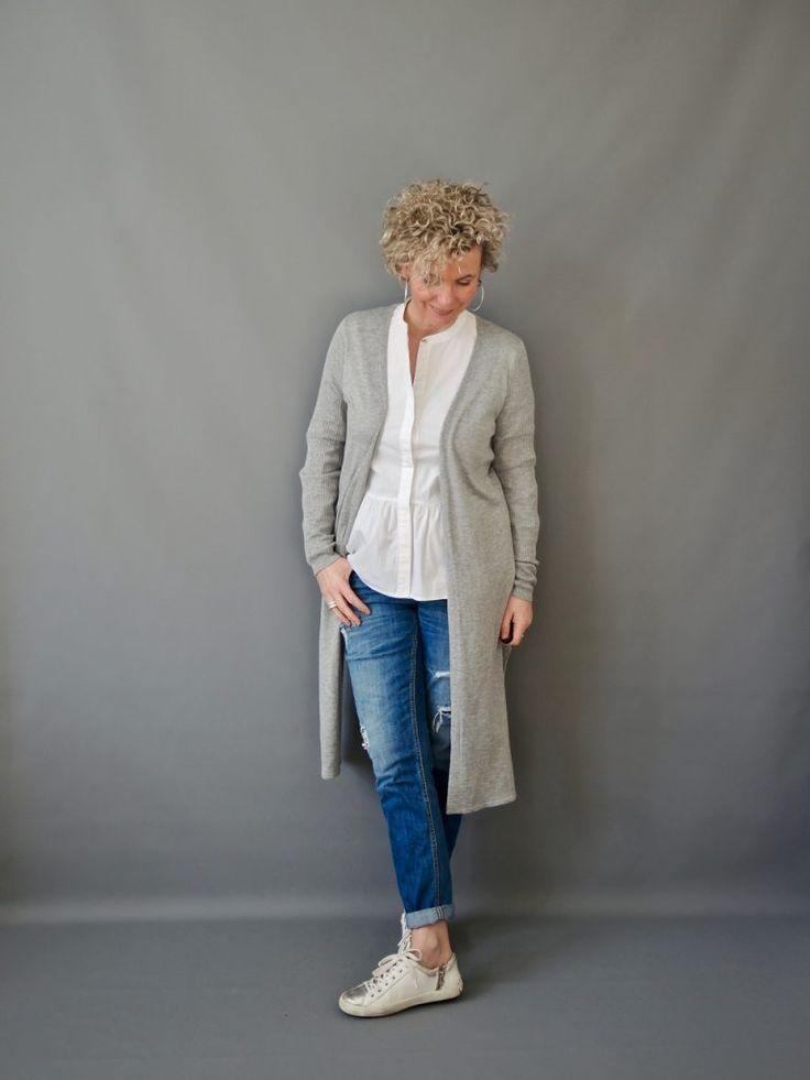 Das Lieblingsstück – die weiße Bluse mit Kick – Sabine porbadnik