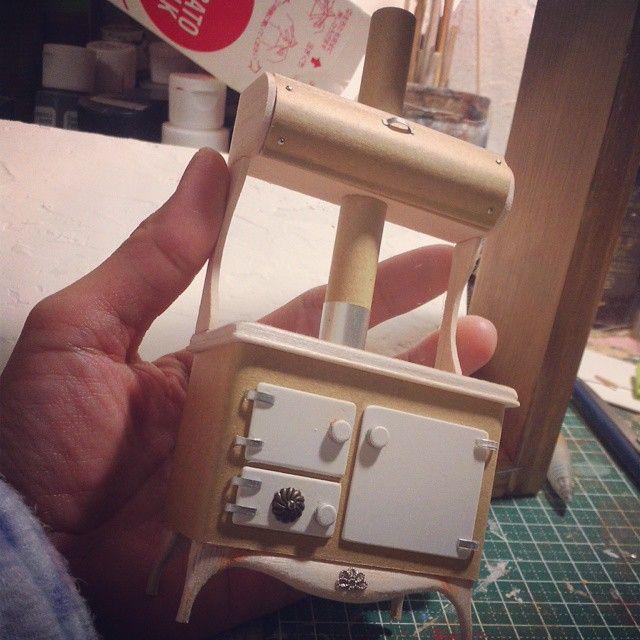 222 отметок «Нравится», 30 комментариев — ゆき❤ (@yukitsplace) в Instagram: «#stove#cookingstove#miniature#miniatures#handmade#ミニチュア#ストーブ#クッキングストーブ#クックストーブ#ハンドメイド…»