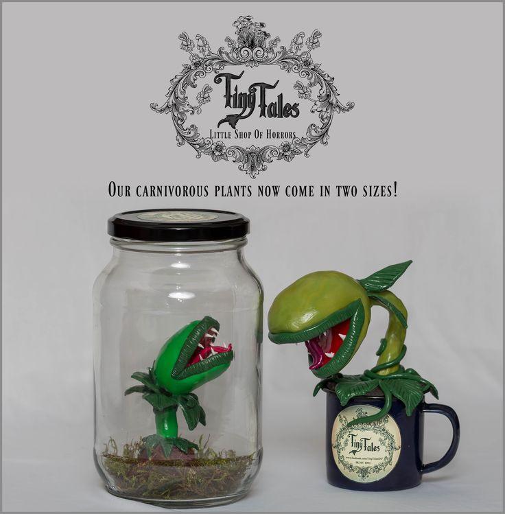 Tiny Tales - Little Shop of Horror Plants