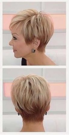 """Another """"real life"""" hairstyle."""