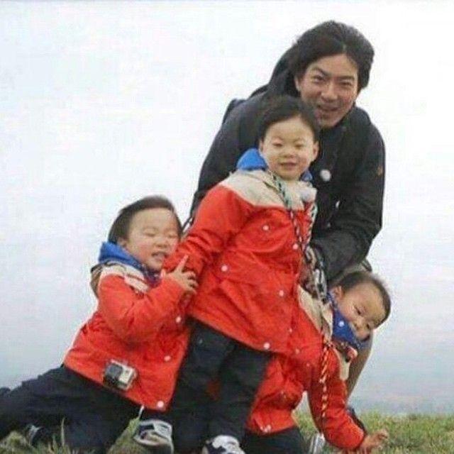 Jeju-do vacay of triplets!!!