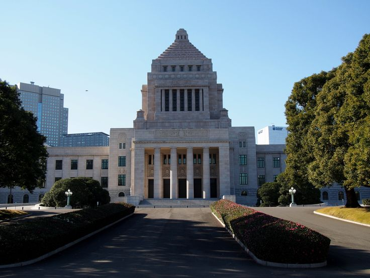 国会議事堂 / The National Diet Building,Tokyo,Japan