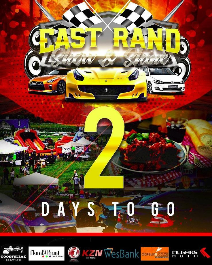 The excitement is killing us! Who's coming? #ERSS #erss17 #OlgarsAuto #showandshine #Carshow #Cars #NewCars #usedcars #convoy