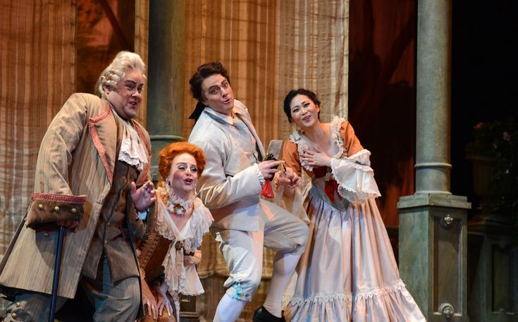 Le Nozze di Figaro (The Marriage of Figaro) – The Princeton Festival