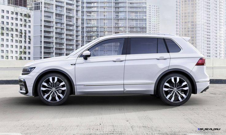 2017 VW Tiguan R Line
