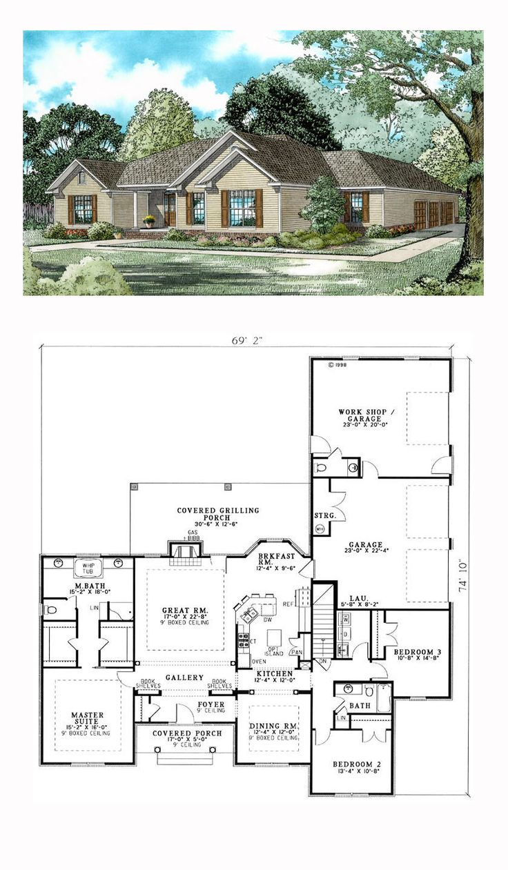 17 Best Best Selling House Plans Images On Pinterest