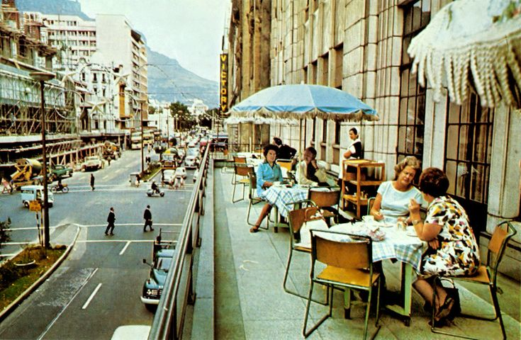 Stuttafords Balcony, 1968. | by Etiennedup
