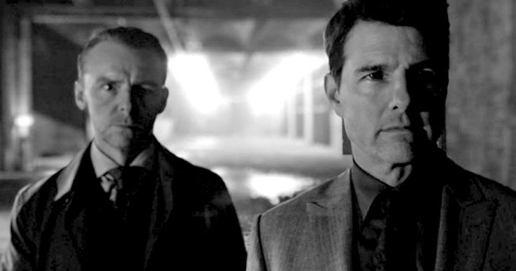 Tom Cruise & Simon Pegg Reunite in New Mission: Impossible 6 Photo -- Director Christopher McQuarrie has released the first photo of Tom Cruise and Simon Pegg together in Mission: Impossible 6. -- http://movieweb.com/mission-impossible-6-tom-cruise-simon-pegg-photo/