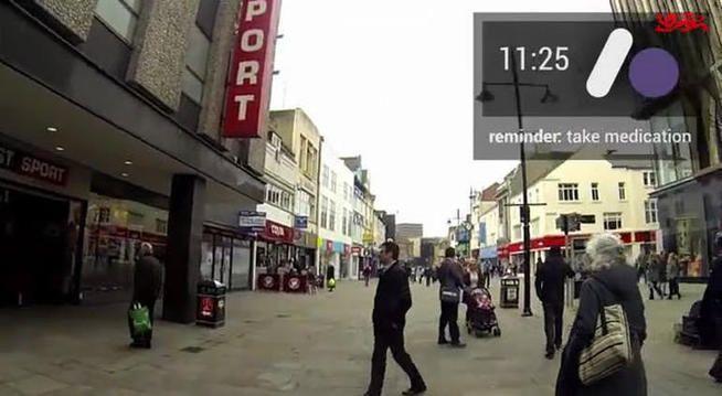 Google Glass puts the focus on Parkinson's