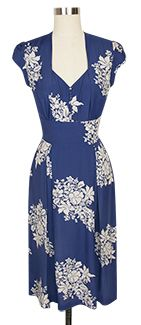 Trashy Diva Jayna Dress -PREORDER 5/15 cg-d6001-bluehawaii