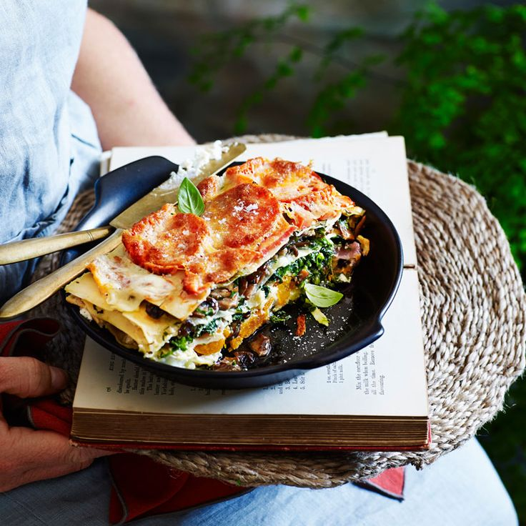 Vegetable and ricotta lasagne Recipe | Weight Watchers NZ