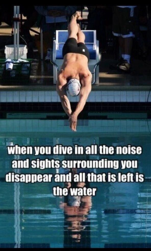 The world changes when you dive in...