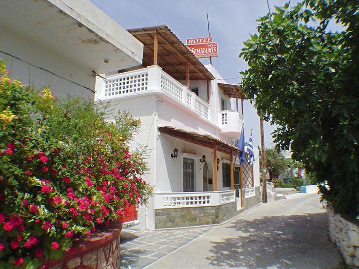 Milos Semiramis Hotel