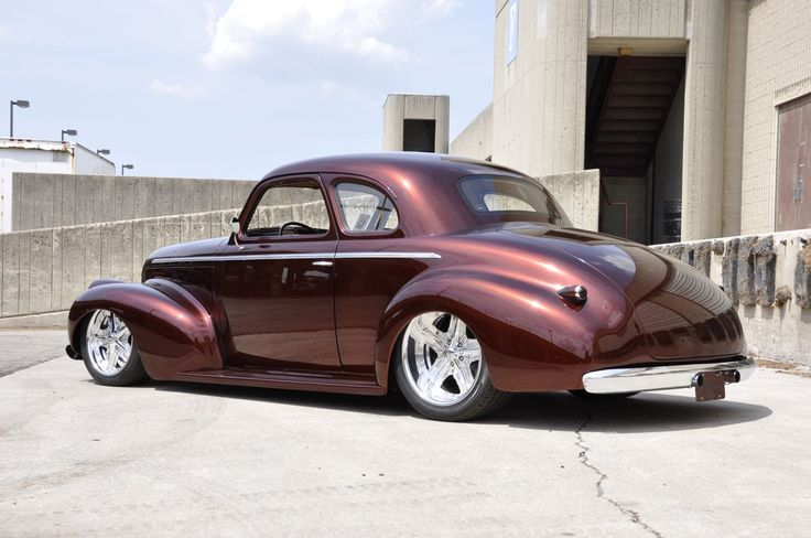 1940 Chevrolet Coupe..Re-pin...Brought to you by #CarInsurance at #HouseofInsurance in Eugene, Oregon