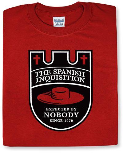 best spanish inquisition ideas monty python  thi inquisition what a show the inquisition here we go