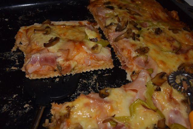Πίτσα από τα χεράκια μας !!! ~ ΜΑΓΕΙΡΙΚΗ ΚΑΙ ΣΥΝΤΑΓΕΣ