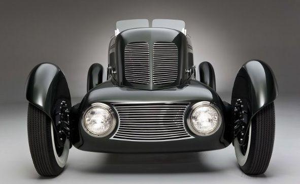 El 40 Especial Speedster de Edsel Ford – Lujo Vip