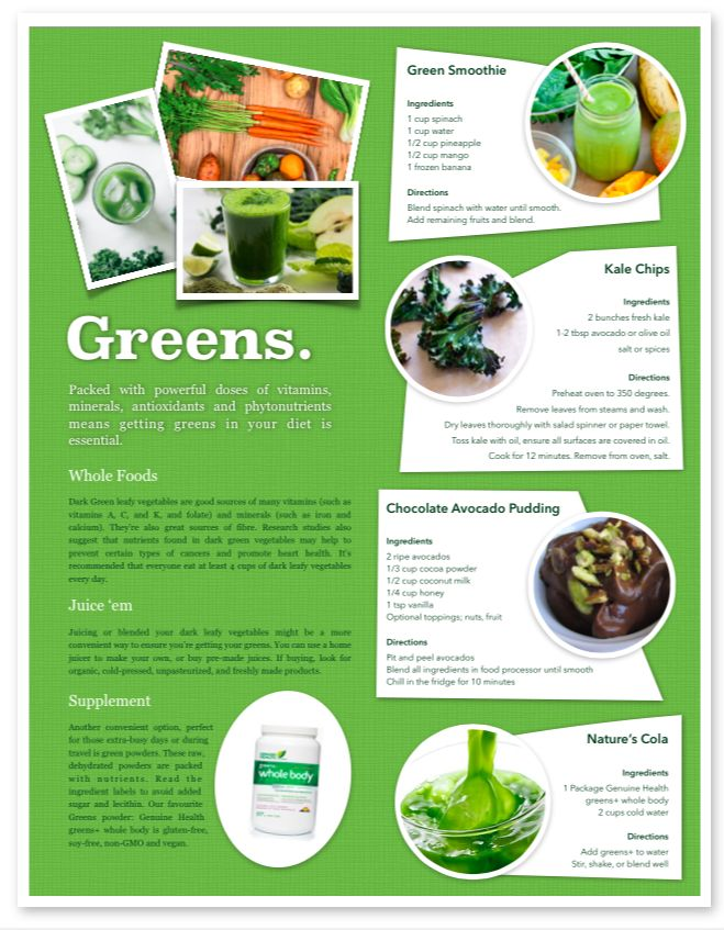 Our #MarchFeature is... Greens! Learn more about getting those dark leafy green vegetables into your diet- whether Whole Food, Juicing or with Greens Powders! We've even thrown in a few recipes to get you inspired! #Chiropractic #LifeHouseChiropractic #Greens #March #LndOnt