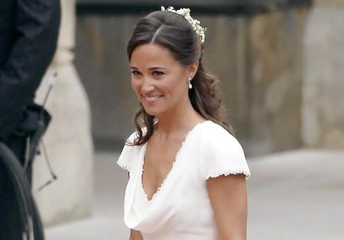 Pippa Middleton  Kate Middleton  Pinterest  Hochzeit, Pink und ...