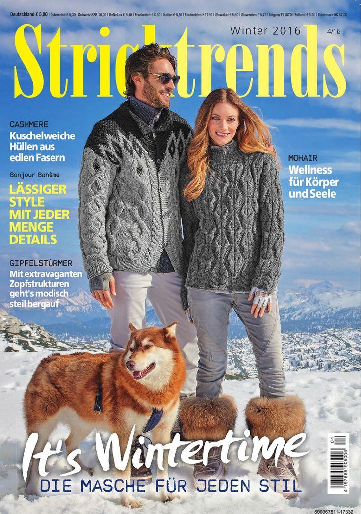 Stricktrends №4 Winter 2016 - 轻描淡写 - 轻描淡写