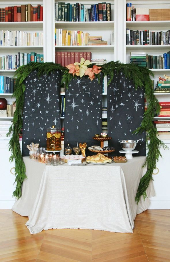 Its party season!! I love having a few easy-to-pull off party decorating tricks up my sleeve and...