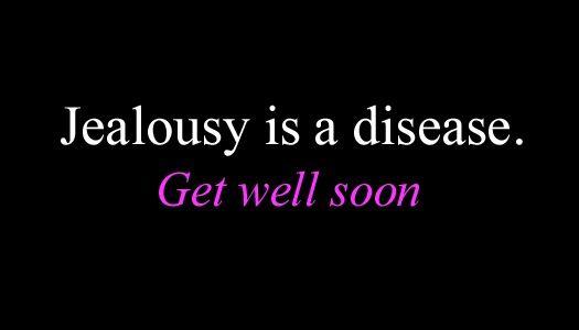 Get well soon, beotch!