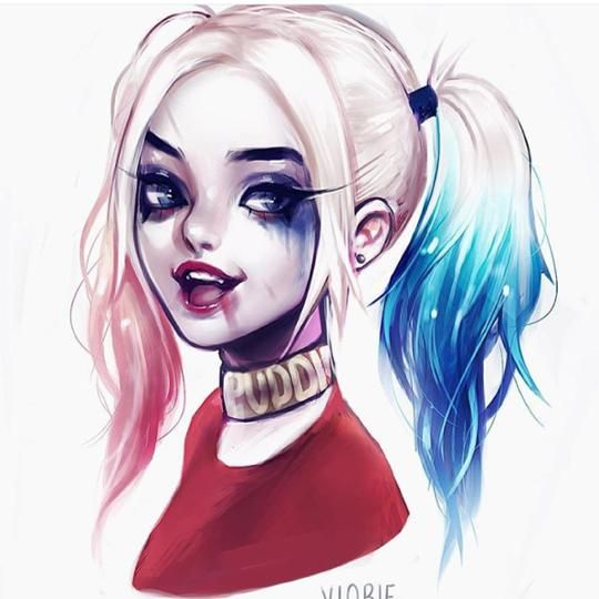 3822562--harley-quinn-harleyquinn-batman-comics-drawing-draw-photoshop.540.jpg (540×540)