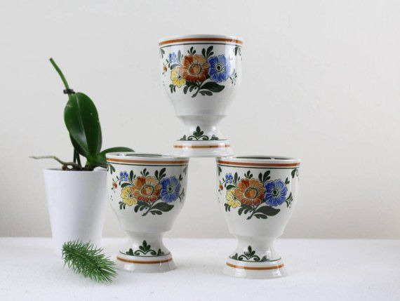 Vintage Villeroy And Boch Old Amsterdam Drinking Cup German