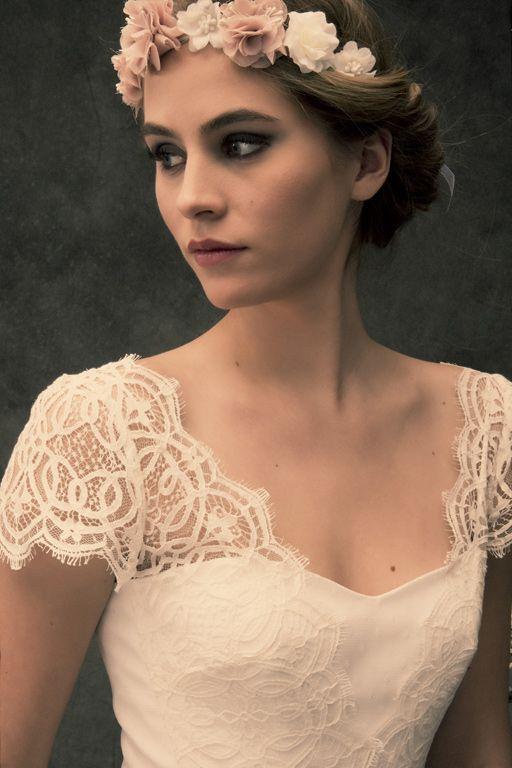 Robe de mariée Lambert Créations Versailles