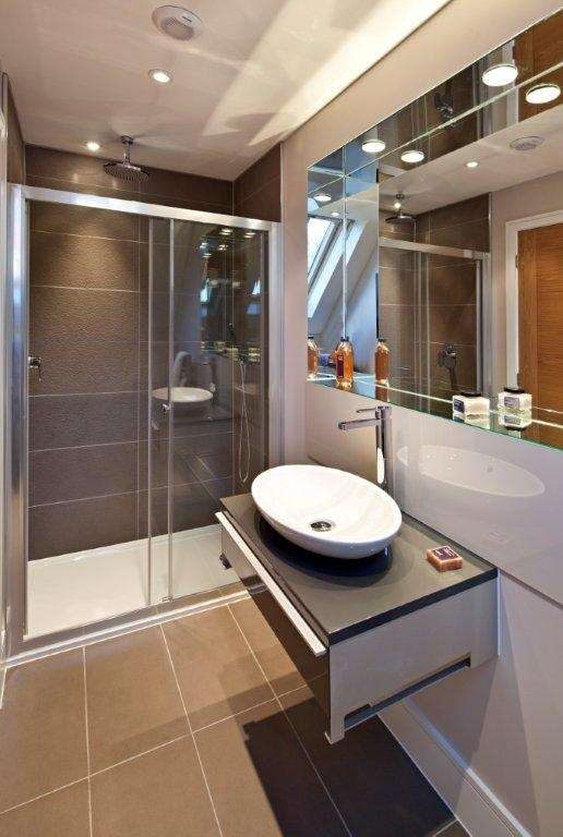 Compact Ensuite Shower Room