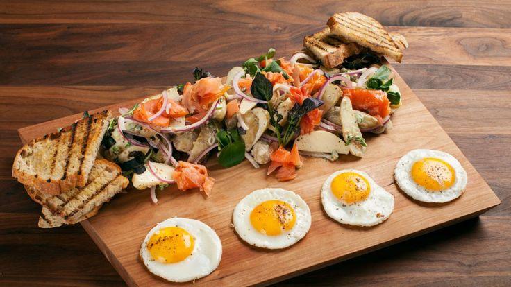 124 best salades en folie images on pinterest burgers cooker recipes and cooking time. Black Bedroom Furniture Sets. Home Design Ideas