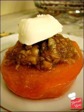 Fırında Elmalı Ayva Tatlısı