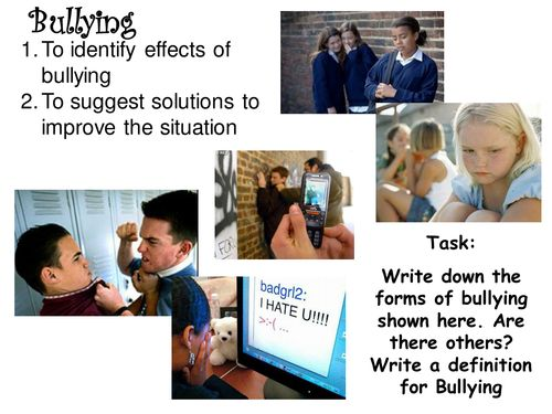 Best 25 bullying ppt ideas on pinterest online books for kids bullying presentationppt toneelgroepblik Images