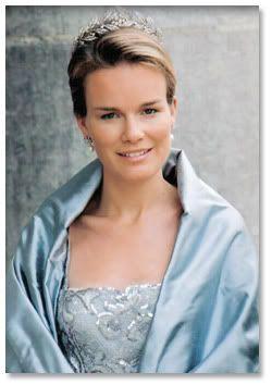 Princess Mathilde of Belgium, Duchess of Brabant