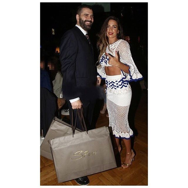 Spotted: Η @stikoudikaterin δεν πάει πουθενά χωρίς τα S.Piero της! #spiero #spieroshoes #online #shopping #newcollection #ss17