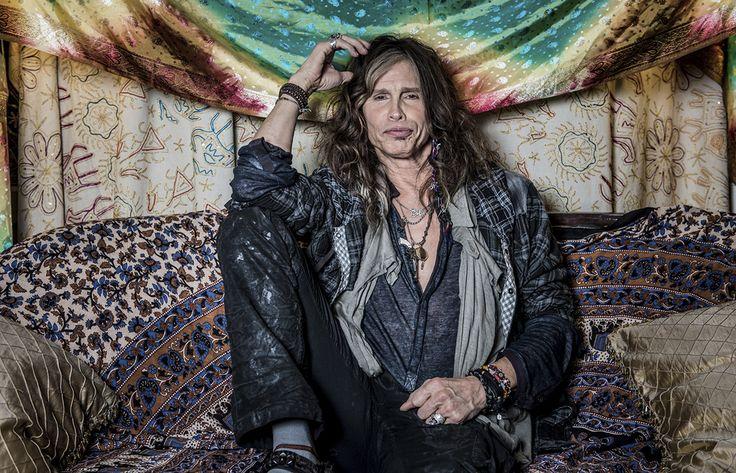 Стивен Тайлер работает над альбомом в стиле кантри - http://rockcult.ru/steven-tyler-country-album/