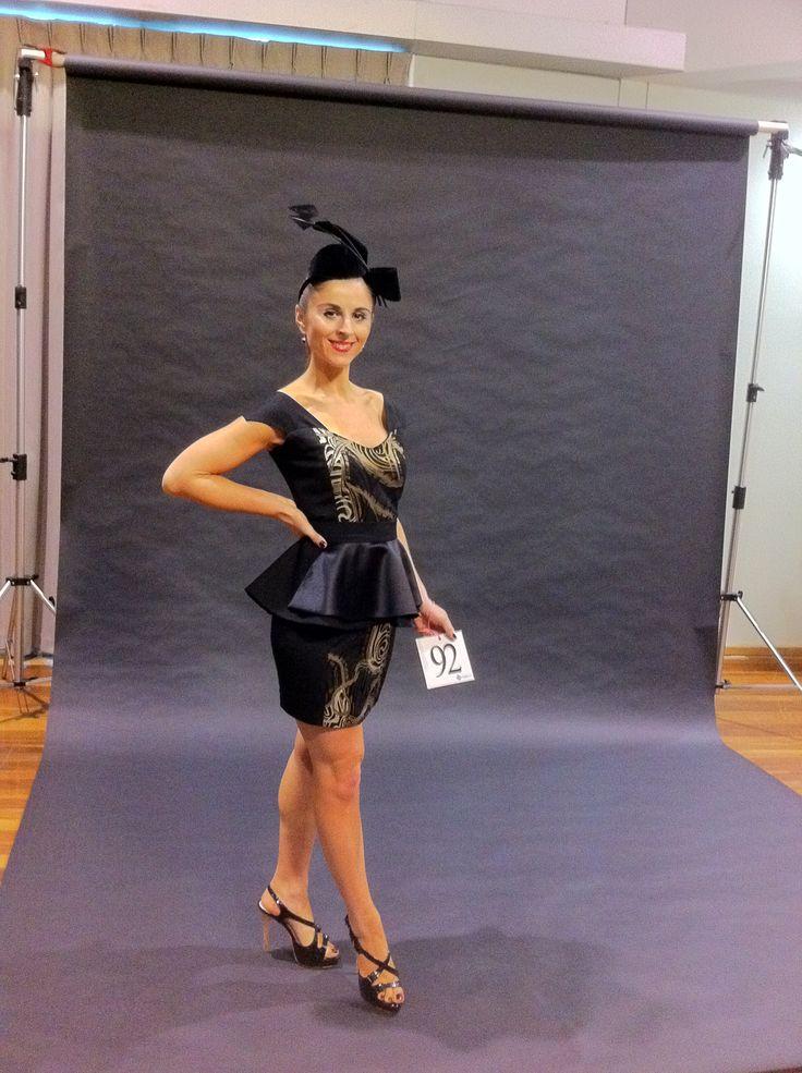 2nd place fashion awards Australia ... 2011..