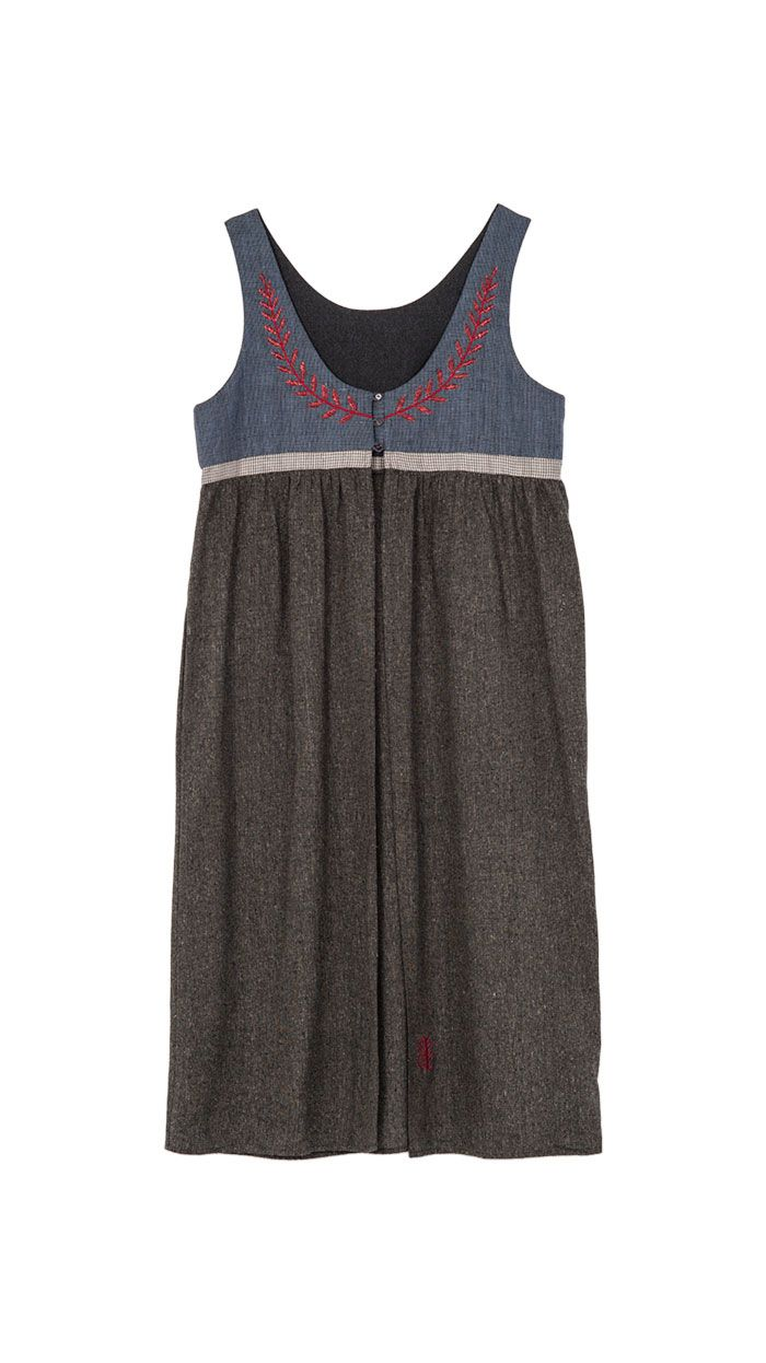 Up Skirts : Up Skirt Baby Apron Laurel