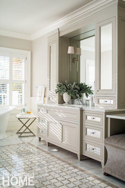 19 best master bath closet combo images on pinterest for New england bathroom ideas