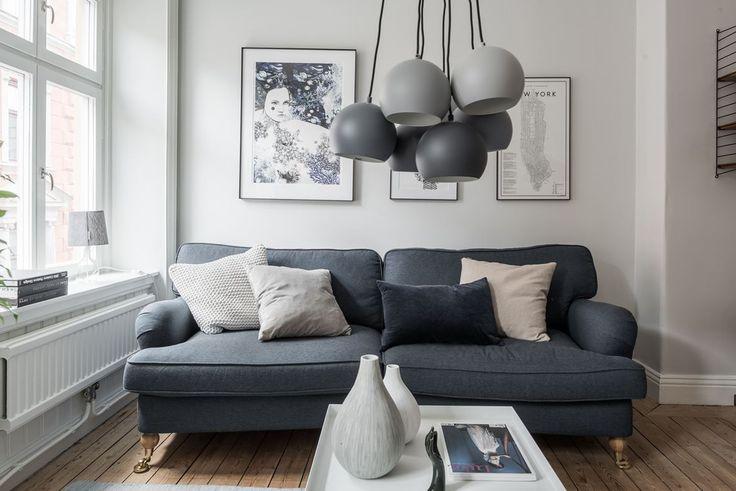 Utrymme för stor soffa.. Tavastgatan 48, 3 tr - Bjurfors