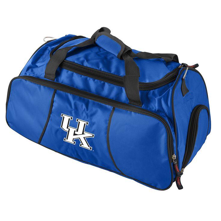 University of Kentucky Athletic Duffle Bag