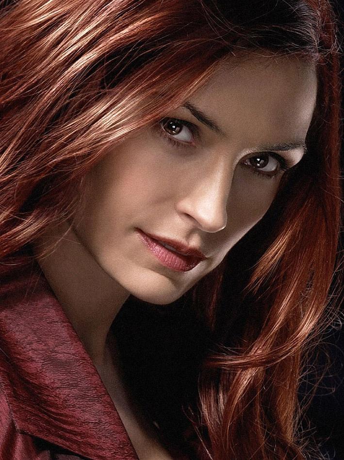 Famke Janssen as Jean Grey, X3