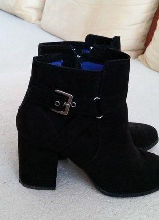Kupuj mé předměty na #vinted http://www.vinted.cz/damske-boty/kotnikove-boty/8553569-semisove-kotnikove-boty-na-podpatku